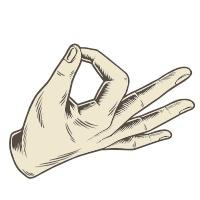 Gyan Mudra Symbol