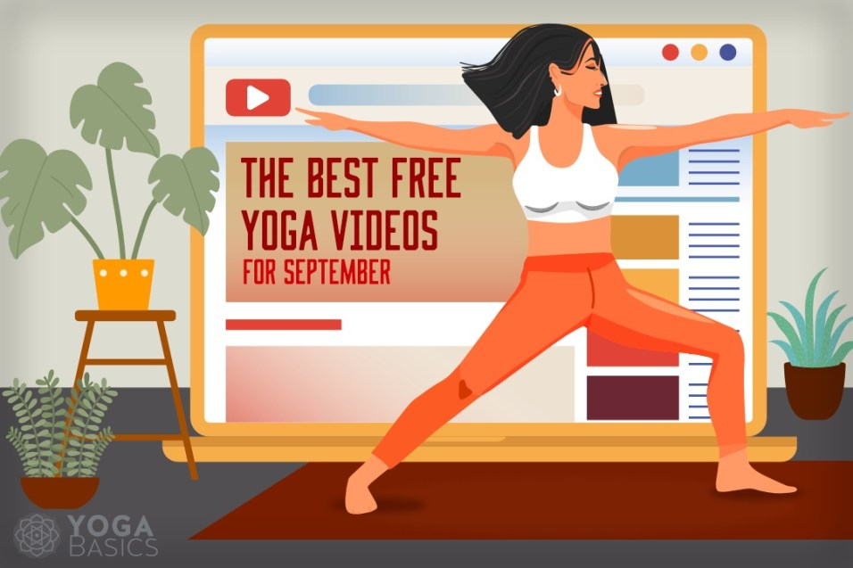 Free Yoga Videos for September