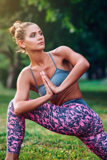 morning yoga benefits