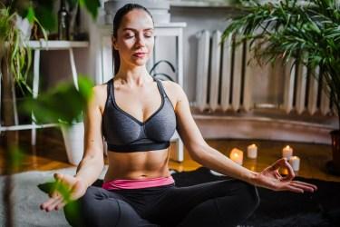 CBD Meditation Practice