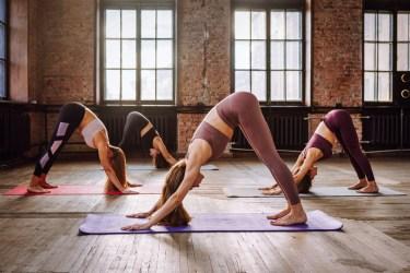 yoga beginner tips