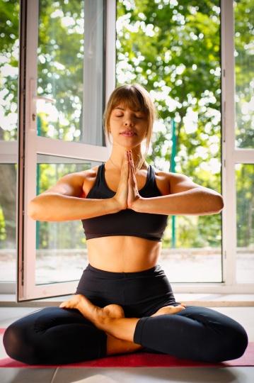 morning meditation practice