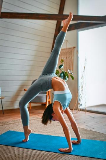 Yoga as exercise