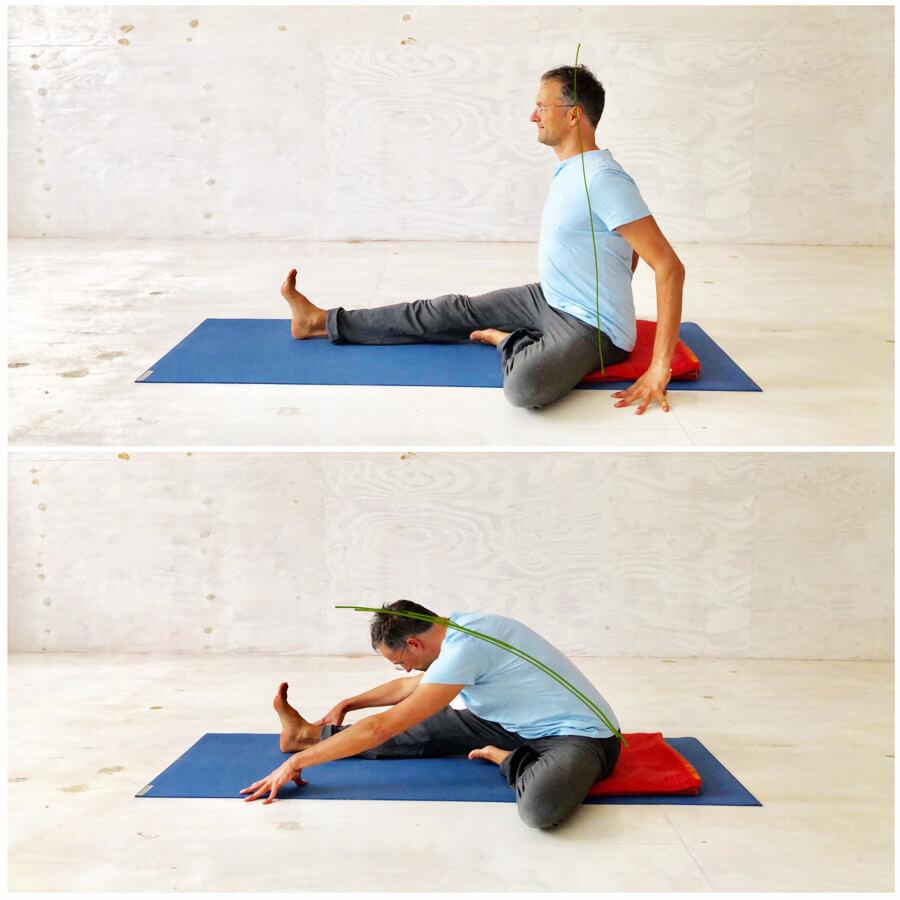 Yoga Stress - Yoga Exercise - Half Prevention