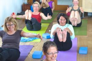 Yoga Schnuppern