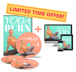 Yoga Burn Fitness System For Women Coupon