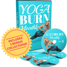 Yoga Burn Monthly Coupon