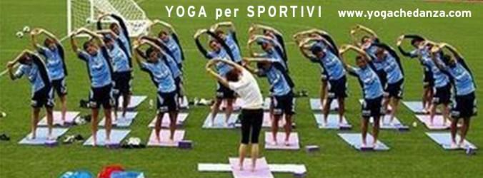 Yoga per gli Sportivi