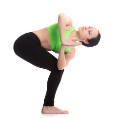 Chair Yoga Videos Burgundy Accent Pose Revolved Yogaclassplan