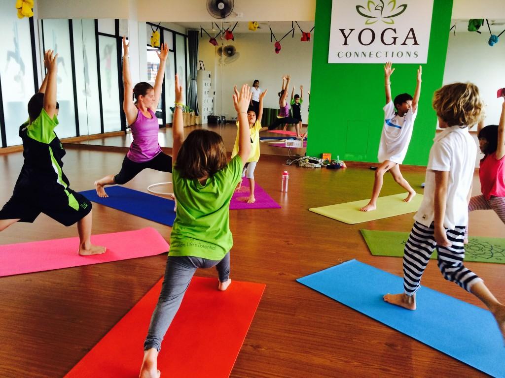 Kid S Activities Yoga Connections Phuket