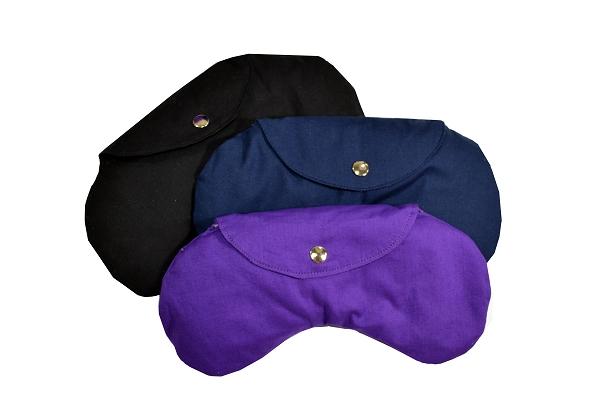 Crescent Eye Pillow  Yoga Direct