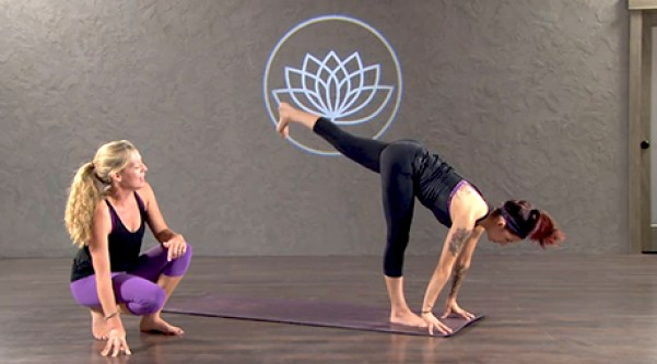 QiFlow Body Ability - Online Qi Flow Yoga & Fitness Class with Dawnelle Arthur