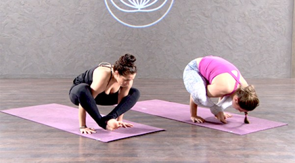 Fly with Ease - Online Forrest Yoga Class with Cheryl Deer