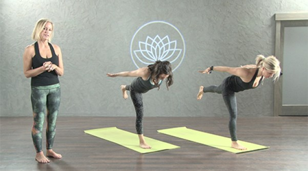 Power Yoga with Dave Farmar 6 - Online Power Yoga Class with Dave Farmar