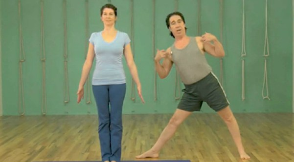 Beginning Iyengar Yoga - Online Iyengar Yoga Class with Kevin Durkin