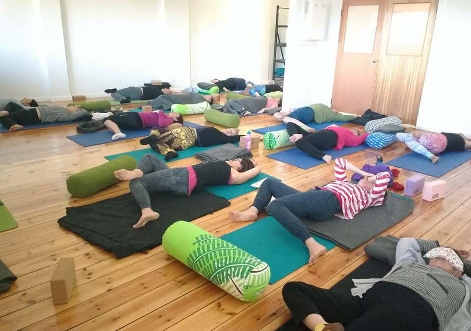 Musings on Restorative Yoga