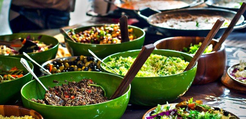 Cursos de cocina vegetariana  Yoga en Red