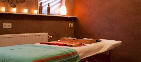 Massage ruimte 1000x500