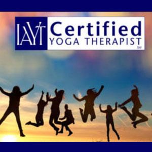 IAYT Certified Yoga Therapist - Yoga Evolution