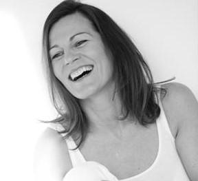 Yoga teachers Sylvia Brunner