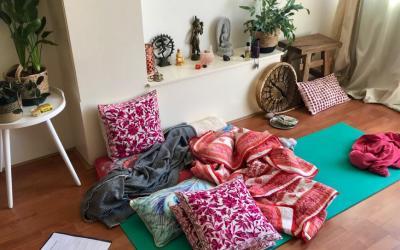 """Drie dagen alleen op zolder – een Vipassana """"Home"""" retraite"""