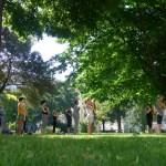 Yoga im Park - Bild 35