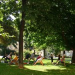 Yoga im Park - Bild 37