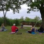 Yoga im Park - Bild 42