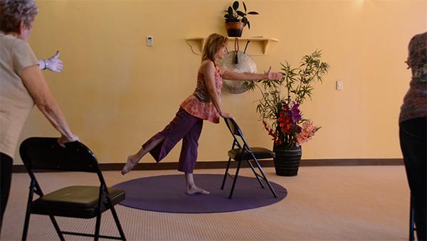 vista posture chair comfortable work yoga energizing live trio! dvd – yogajp