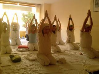 Yoga quartier Zola à Nantes