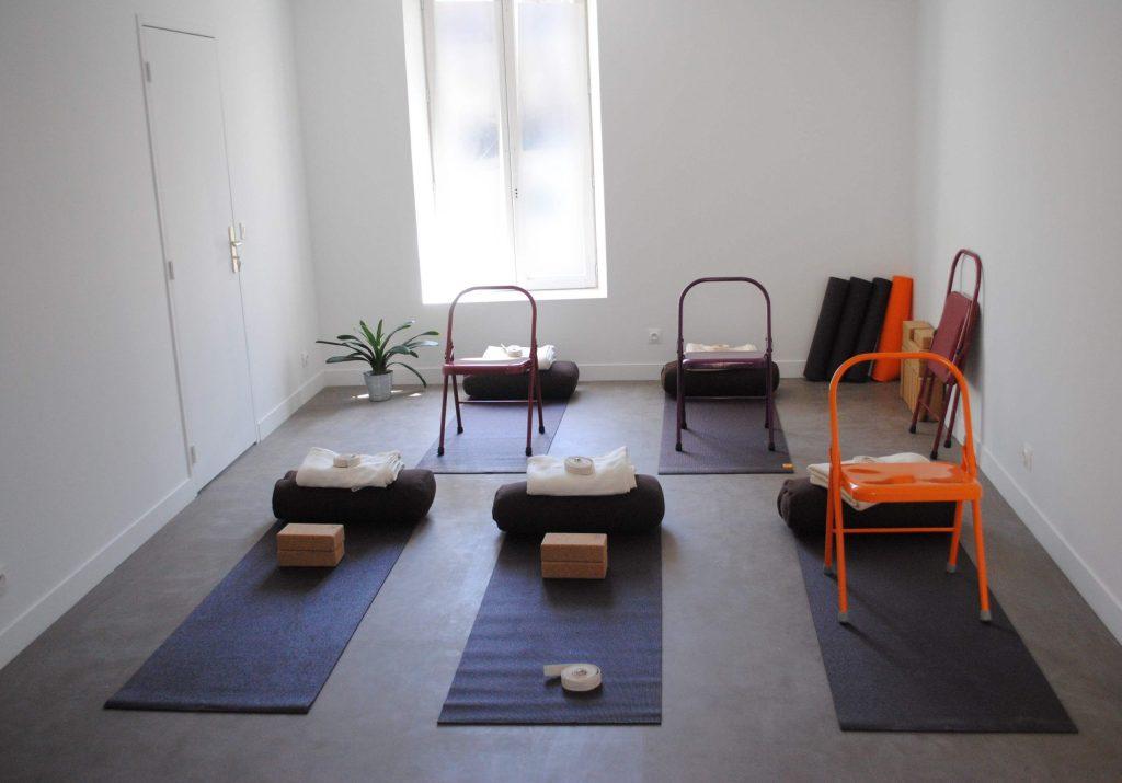 Cours de yoga seniors à Crécy-la-Chapelle en Seine-et-Marne