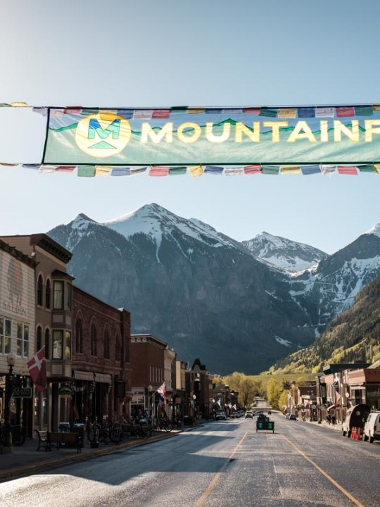 Mountainfilm Telluride