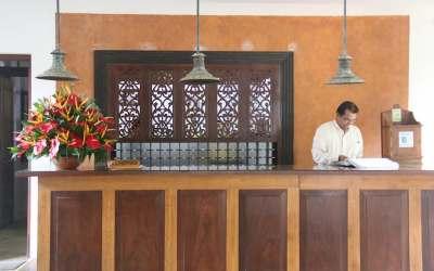 TRAVEL DIARY: Barberyn Reef Ayurveda Resort