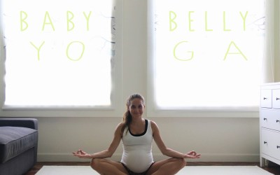 BABY BELLY YOGA