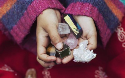 DO YOU USE CRYSTALS IN YOUR LIFE?