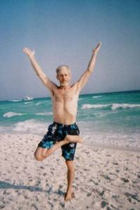 True in meditation – beach shot 2