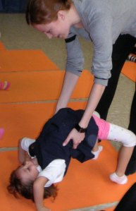 Sarah Herrington Kids Yoga