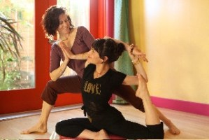 Dana Flynn &  Jasmine Tarkeshi