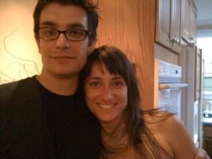 Two Yoga Teachers Brian Castellani & Aarona Pichinson
