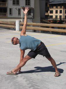 Vinnie Marino Yoga Teacher Wanderlust 2009