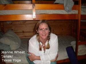 """Janaki"" Jeanne Wheat – Texas Yoga"