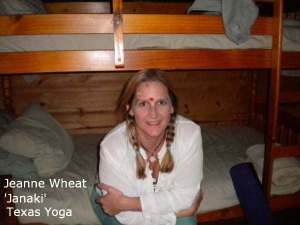 """Janaki"" Jeanne Wheat - Texas Yoga"