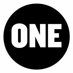 ONE Campaign logo DIY