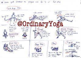 Ordinary Yoga