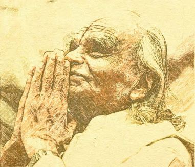 When you inhale, you are taking the strength from God. When you exhale, it represents the service you are giving to the world. B.K.S. Iyengar