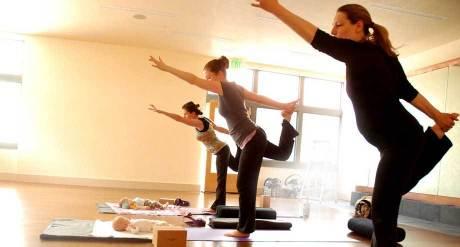 Breathe Yoga Los Gatos