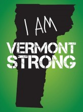 I am Vermont Strong! | Vermont Needs You - Clothespins Consignment