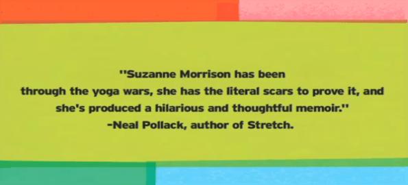Yoga-Bitch-Suzanne-Morrison-Neal-Pollack-quote