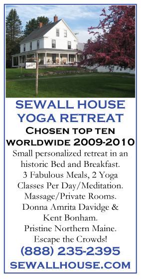 Donna Davidge Sewall House Retreat