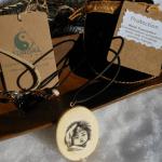 Protection by Dawn DeLeonardis Jewelry Designer Yogi Creator behind Aurora Designs
